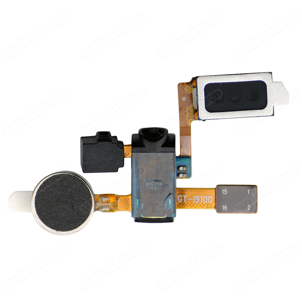 Samsung Galaxy S2 I9100 Headphone Jack Flex Cable