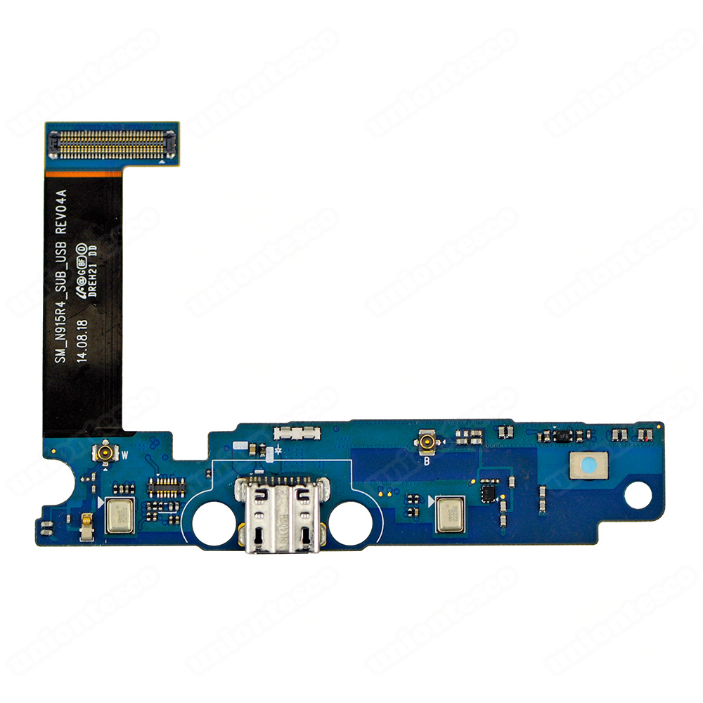 Samsung Galaxy Note Edge N915R4 Charging Port Flex Cable