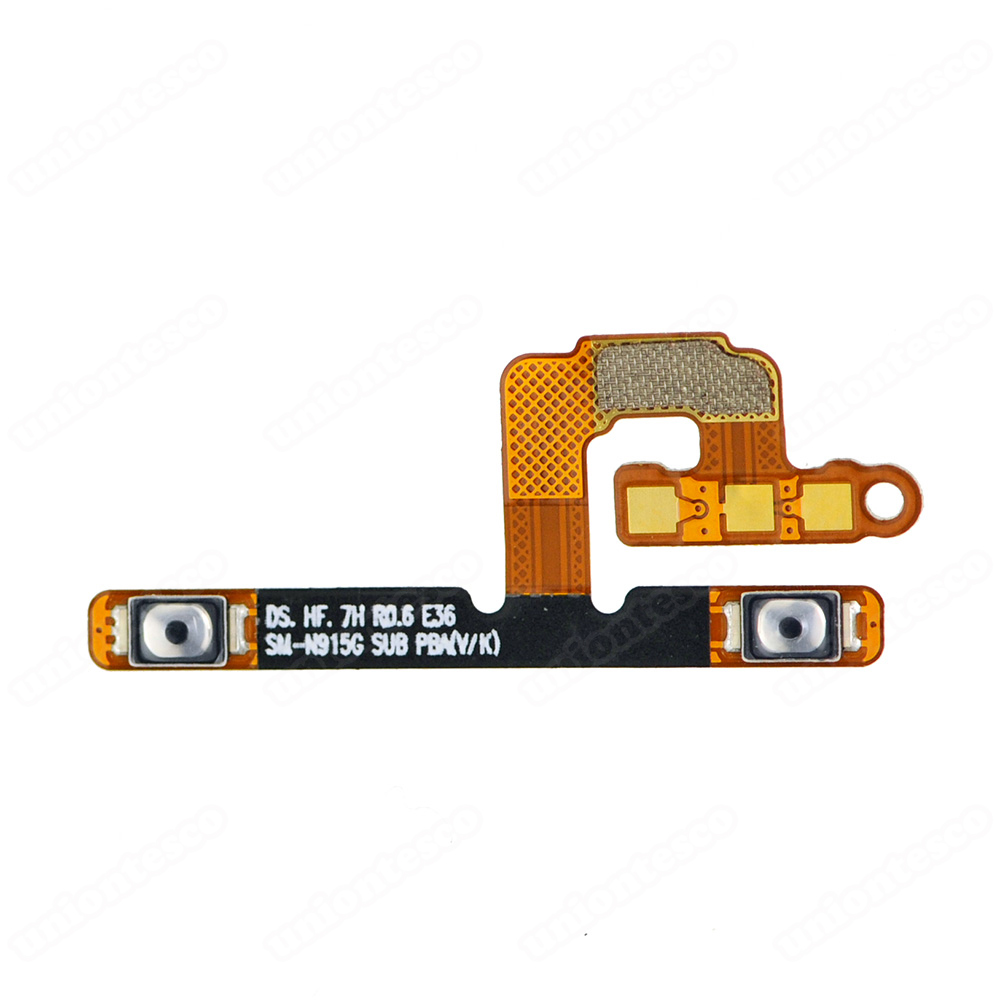 Samsung Galaxy Note Edge N915G Volume Button Flex Cable