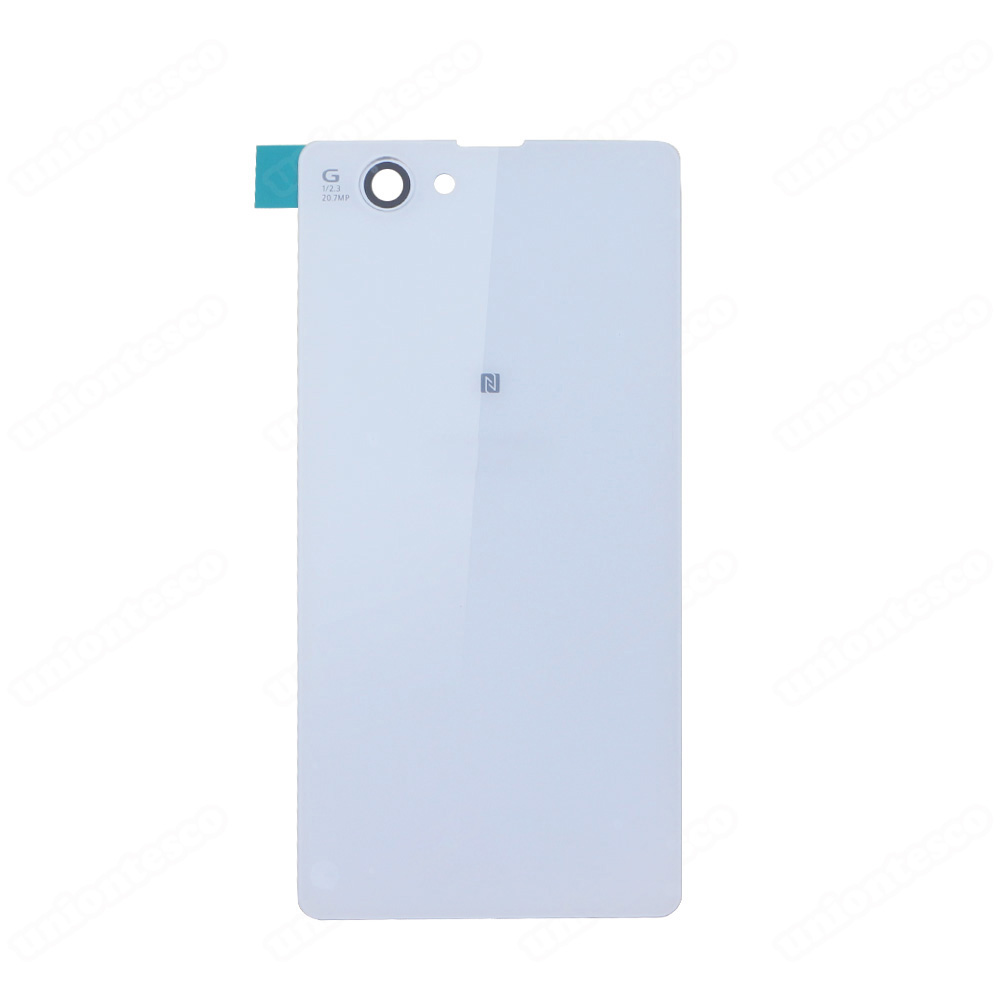 Sony Xperia Z1 Compact Back Cover - White