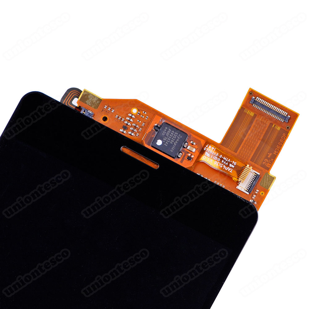 Sony Xperia Z3 Compact LCD Screen and Digitizer Assembly Black