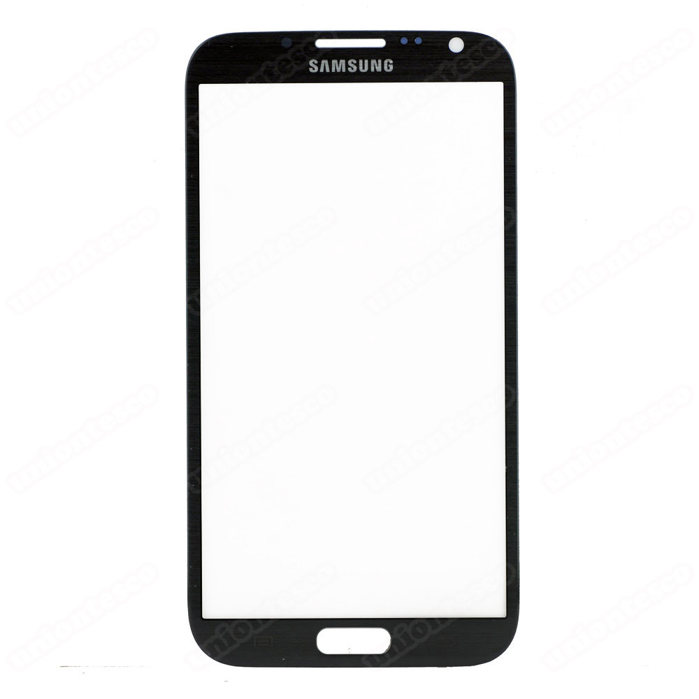 Samsung Galaxy Note 2 N7100 Front Glass Gray