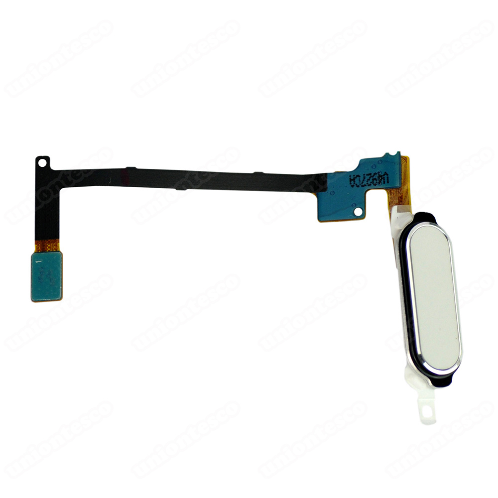 Samsung Galaxy Note 4 Home Button Flex cable- White