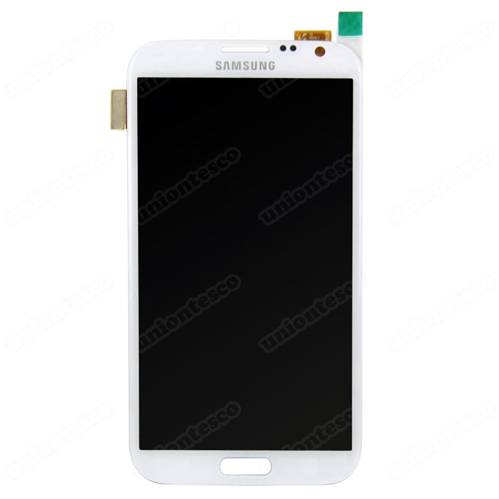 Samsung Galaxy Note II N7100 LCD with Digitizer Assembly White