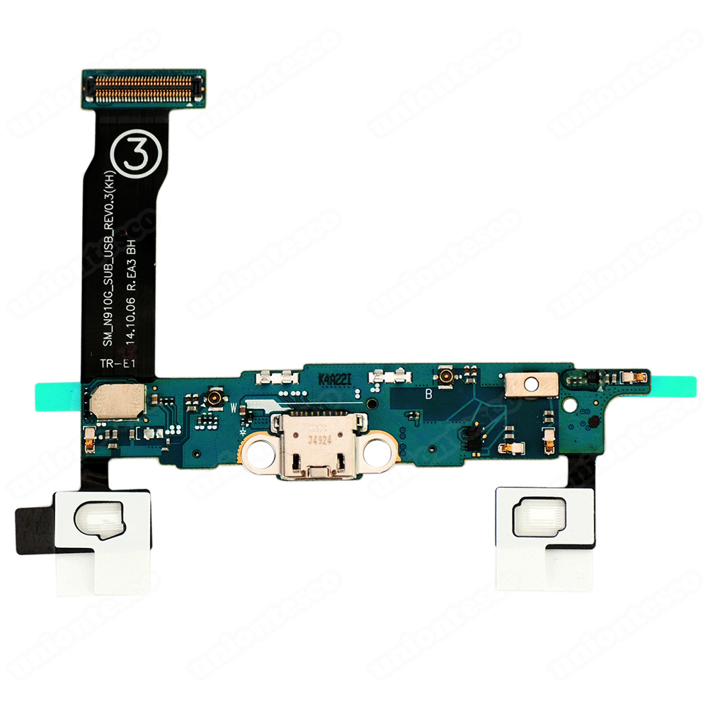 Samsung Galaxy Note 4 N910G Charging Port Flex Cable