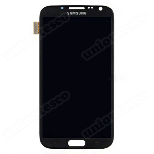 Samsung Galaxy Note II N7100 LCD with Digitizer Assembly Gray