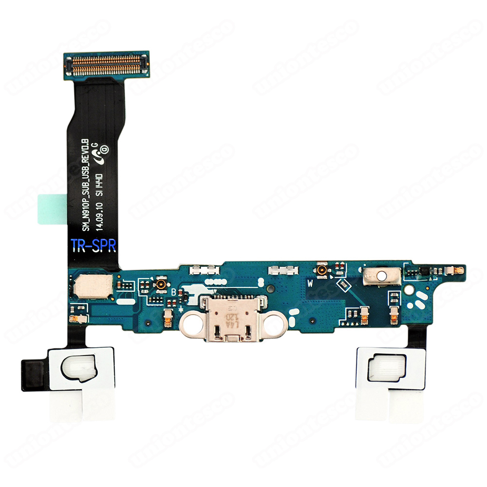 Samsung Galaxy Note 4 N910P Charging Port Flex Cable