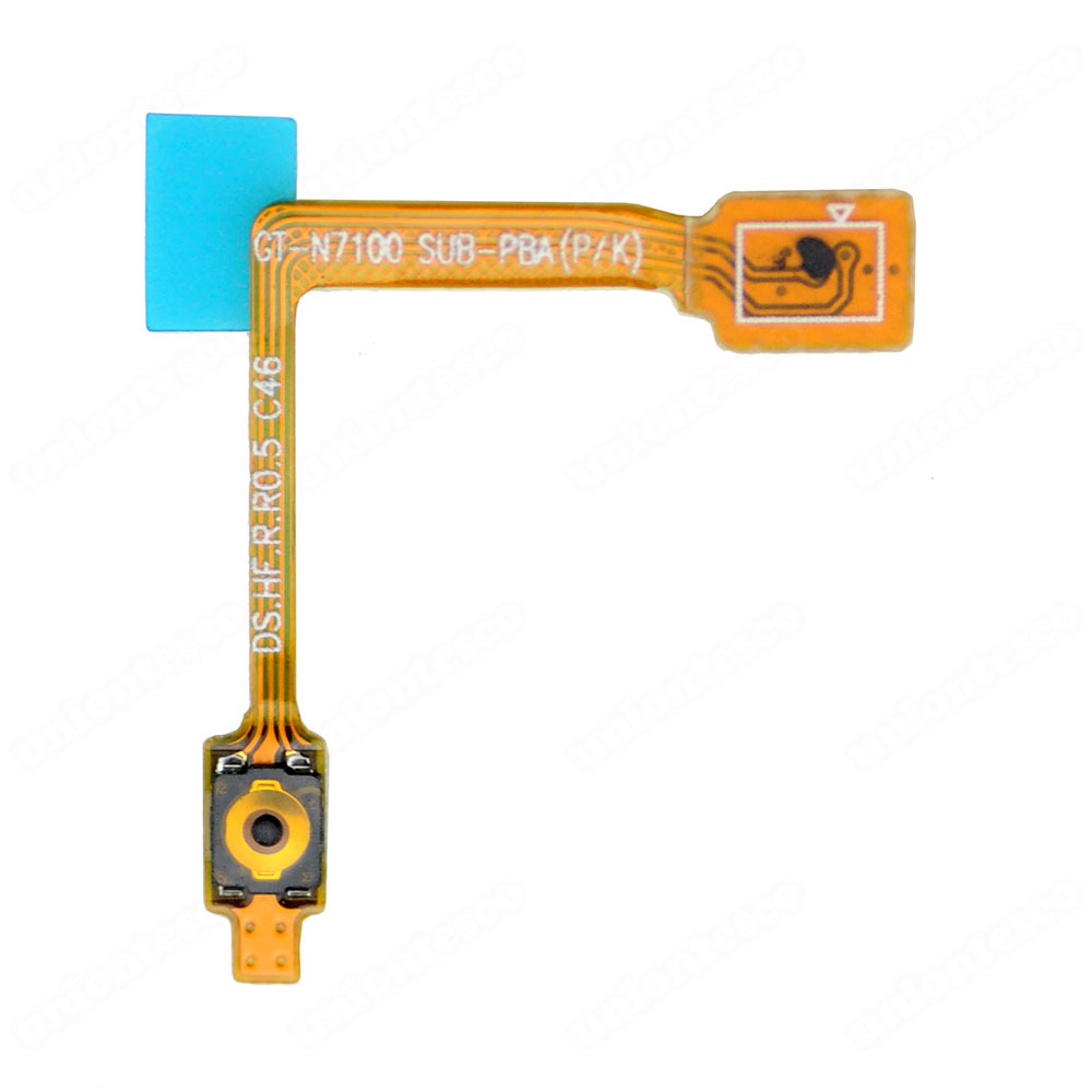 Samsung Galaxy Note 2 N7100 Power Button Flex Cable