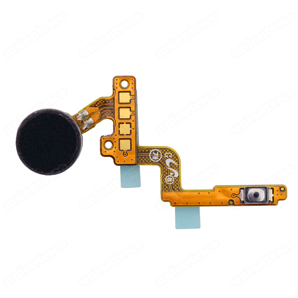 Samsung Galaxy Note 4 N910F Vibrator Motor with Power Button Flex Cable