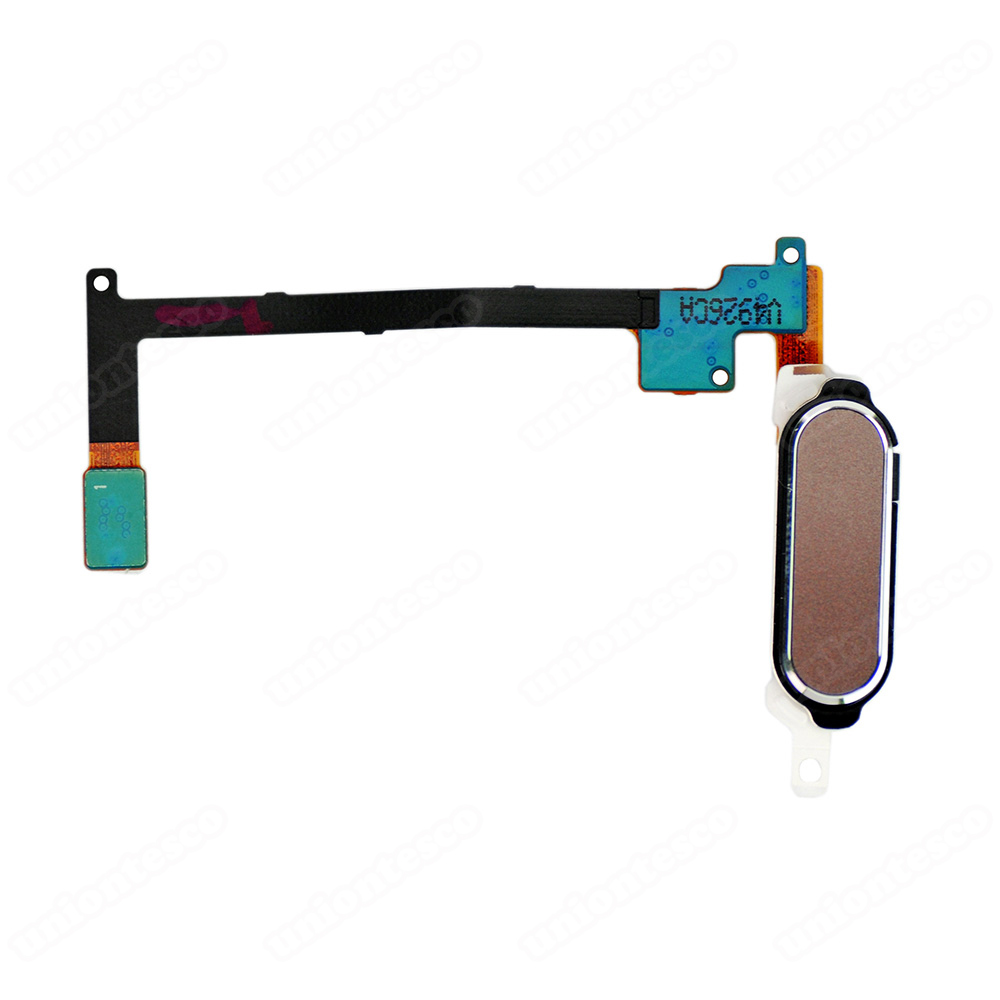 Samsung Galaxy Note 4 Home Button Flex cable- Gray