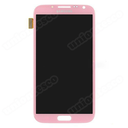 Samsung Galaxy Note II N7100 LCD with Digitizer Assembly Pink