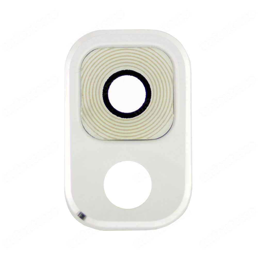 Samsung Galaxy Note 3 Rear Camera Lens with Mounting Bracket - White