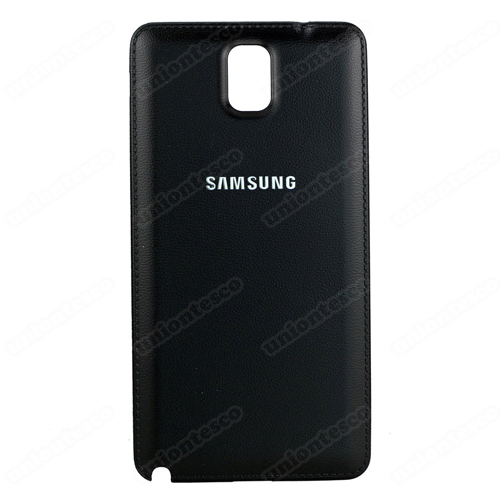 Samsung Galaxy Note 3 Back Cover - Black