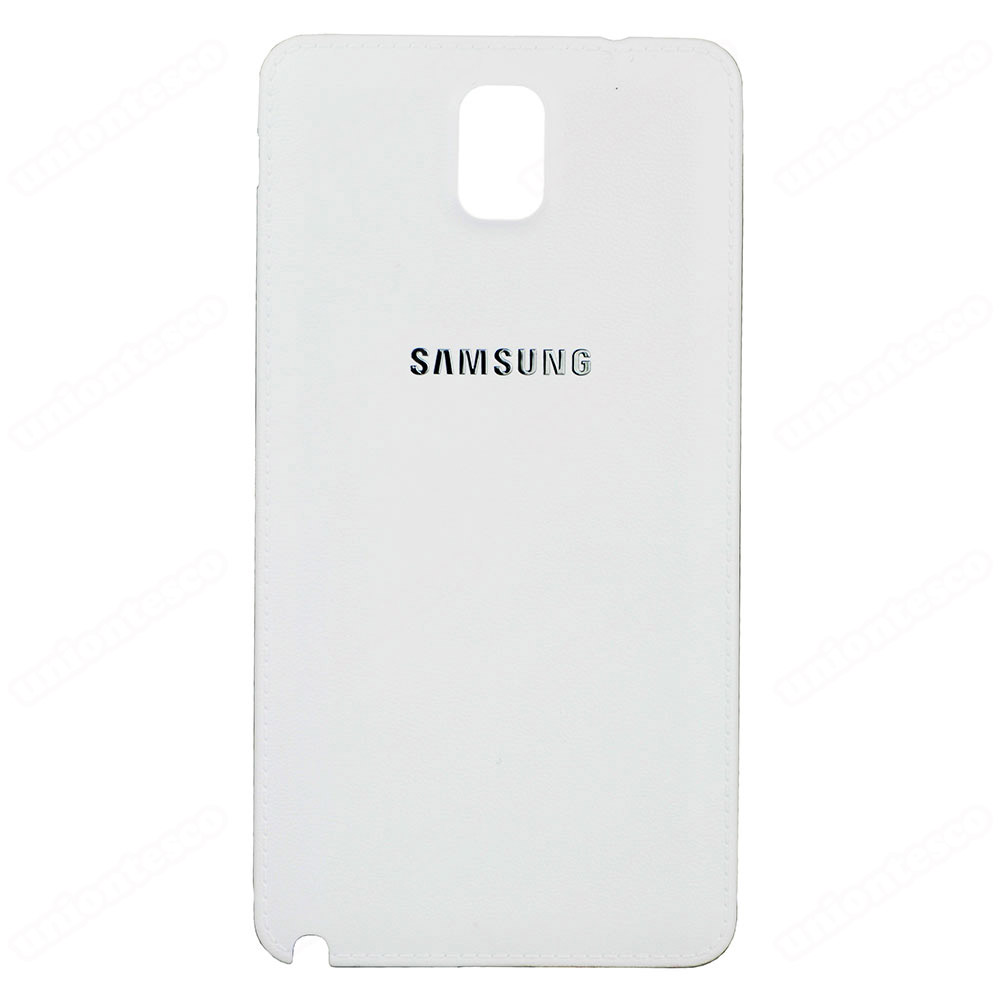 Samsung Galaxy Note 3 Back Cover - White