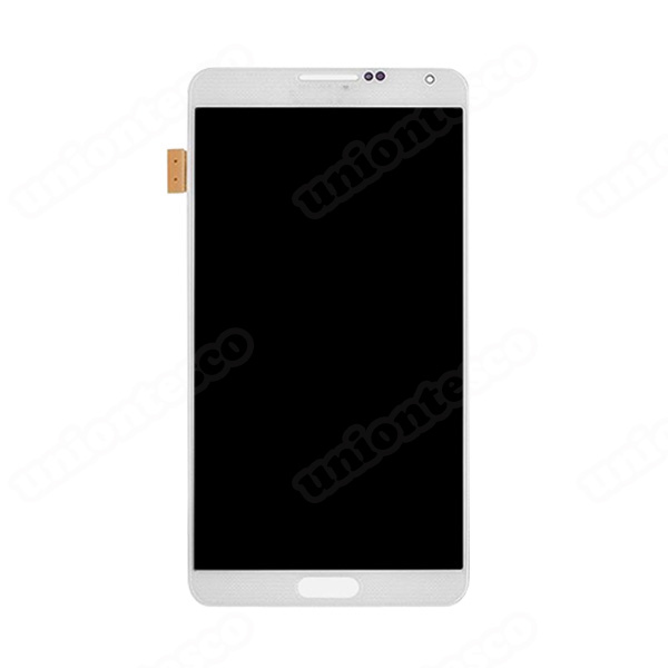 Samsung Galaxy Note 3 LCD with Digitizer Assembly White