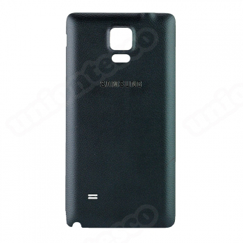 Samsung Galaxy Note 4 Back Cover-Black