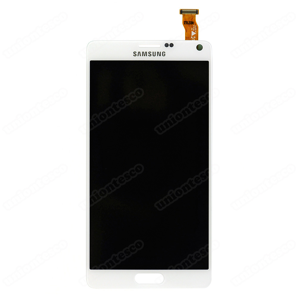 Samsung Galaxy Note 4 LCD with Digitizer Assembly - White