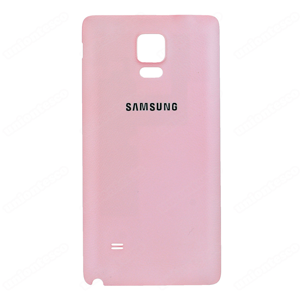 Samsung Galaxy Note 4 Back Cover-Pink