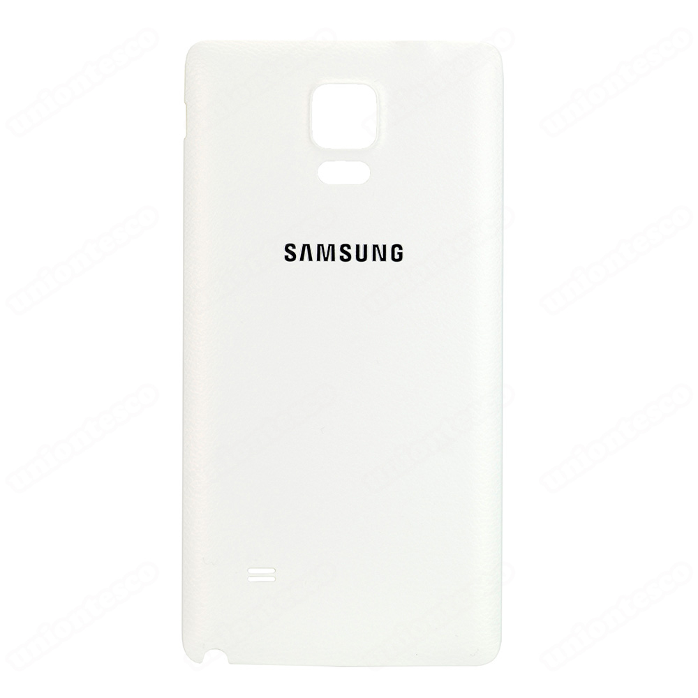 Samsung Galaxy Note 4 Back Cover-White