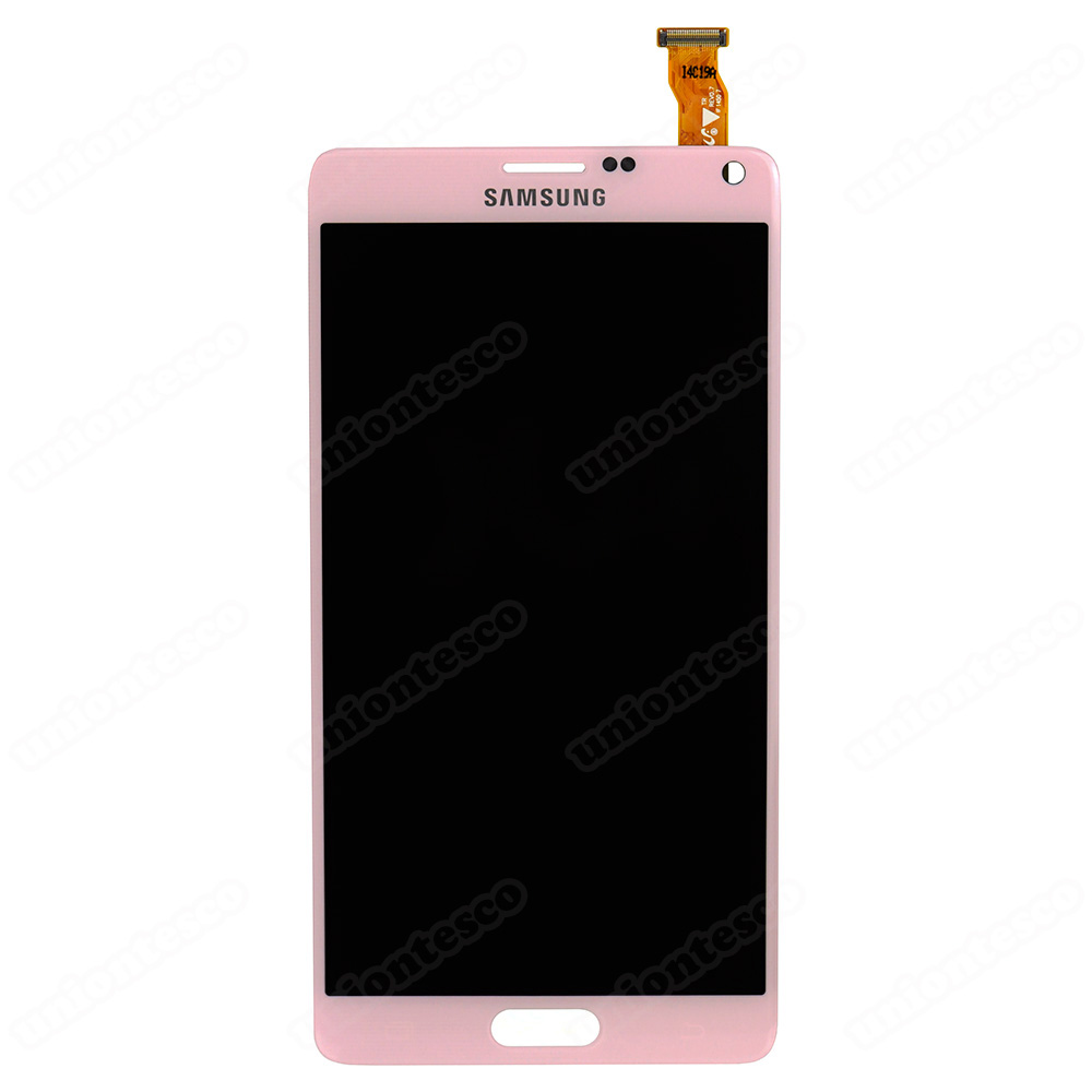 Samsung Galaxy Note 4 LCD with Digitizer Assembly - Pink